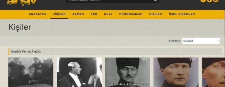 TRT, Muhteşem Arşivini Yeni Sitesiyle Erişime Sundu!
