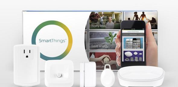 Samsung'dan Yepyeni Akıllı Ev Sistemi: SmartThings Hub