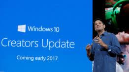 Windows 10'un Creators Update'i 11 Nisan'da Gelecek!