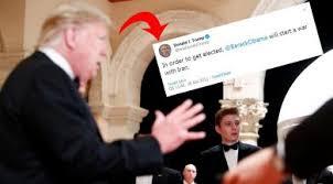 Sosyal Medya Hesabında Donald Trump'ı Öldüreceğini Söyleyen CEO Kovuldu!