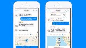 Facebook Messenger'a Canlı Konum Paylaşma Özelliği Geldi!