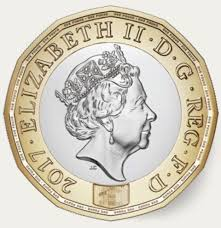 İngiltere'de Üretilen 12 Kenarlı Dünyanın En Güvenli Parası!