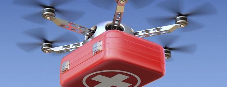İsviçre Hastanelerinde Drone Kullanılacak!