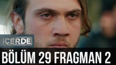 İçerde 29. Bölüm 2. Fragman