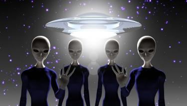 Araştırmacılara Göre 'Dünya Üstündeki Yaşam' Uzaylılarca Üretildi!